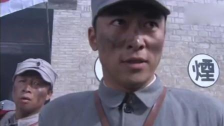 八路军趁鬼子吃饭时突袭, 日军士兵拿饭盒没反应过来就被 !