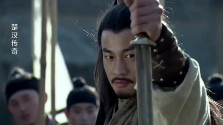 《楚汉传奇》: 项羽不满挑衅, 使出举鼎之力, 对手瞬间无力招架!