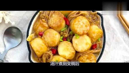 冬天, 这菜我常做给孩子吃, 鲜香下饭, 多吃体格好, 更聪明!