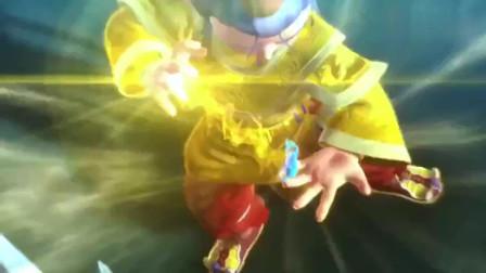 梦幻西游: 飞燕女让龙太子把玄龙苍珀的力量引向万圣龙王