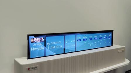 柔性屏最实际的用途, 能卷到盒子里的电视, 有望今年发售