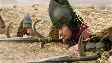 水浒传: 梁山好汉请来金枪手徐宁大破呼延灼的连环马