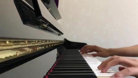 【钢琴演奏】《绿袖子》理查德版本 | 森林之森的VLOG