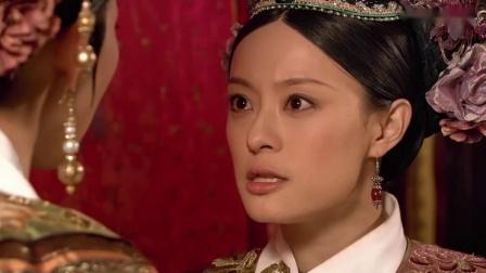 甄嬛传:甄嬛真是戏精,为了陷害皇后,假摔碰瓷一样没少