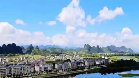"""广西这地方厉害了, 成功做到""""撤县设市"""", 未来发展大有可图"""