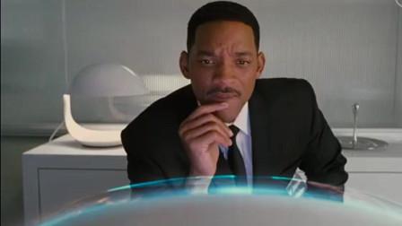 姚明出演过《黑衣人3》, 仅2秒镜头你能否看到