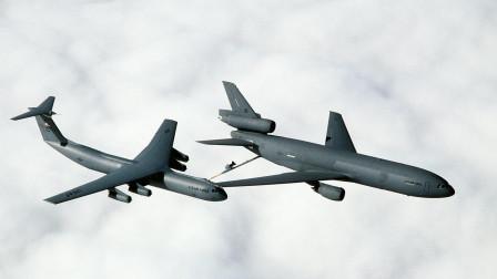 地球上载油最大的空中加油机, 三发动力, 不愧美军空中血脉
