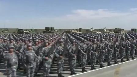 进入一级战备时, 中国有多强? 看看就知道