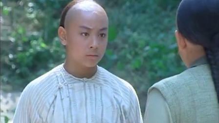 黄飞鸿约林世荣练拳,没想到小时候的黄飞鸿,武功居然这么差劲