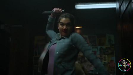 《惩罚者》第二季首集片段, 罚叔强势归来! 暴力英雄风采依旧