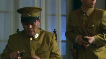 猎狼人-西田假扮猎狼人国军副师长-三民救师长牺牲!