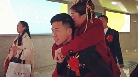 """小编要闻 春运首日: 云南大理小伙乘坐高铁""""婚车""""迎娶新娘"""
