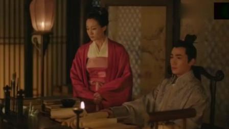知否预告朱一龙新婚妻子抱怨他不回房睡, 看他的眼神里想着都是赵丽颖