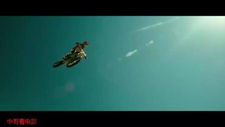 《极盗者》作小伙骑摩托峡谷穿行, 刹车不及命丧悬崖