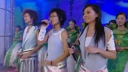 李宇春、张靓颖、周笔畅2005年超级女声现场, 同父母的美好回忆