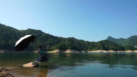 《游钓中国4》第34集 时隔三年再入别山湖 避开老窝点终得收获