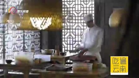 排骨裹上糯米,五花肉裹上蒸肉粉,与南瓜一起蒸熟