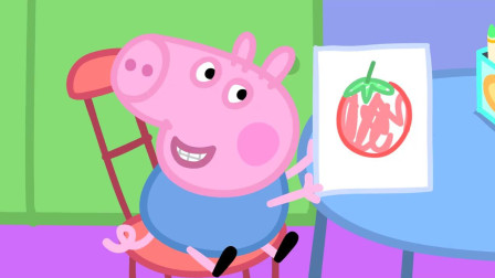 小猪佩奇第3季 土豆先生来小镇了