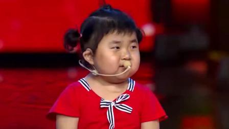 """萌娃李欣蕊蔡国庆""""爸爸"""", 引全场哗然, 现场和蔡国庆唱歌!"""