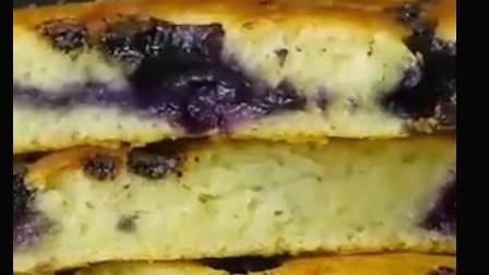 风味人间: 自制酸酸蓝莓塔, 想吃吗