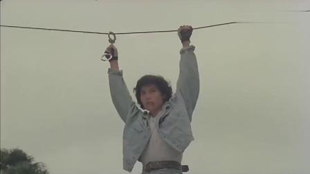 香港经典功夫动作片《轰天皇家将》,打斗太激烈了,精彩
