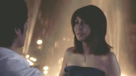 人鬼情未了:美女与宋承宪第一次见面,这个场景也太浪漫了吧!