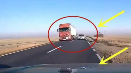 视频车主开车行驶在路上,下一秒遇上逆行司机,悲剧发生了
