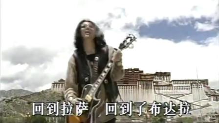郑钧作为摇滚的一面旗帜,一首《回到拉萨》百听不厌