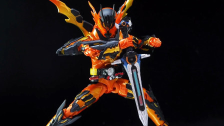 模玩展示SHF假面骑士 Cross-Z Magma
