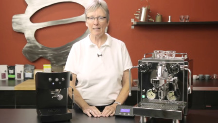 【coffee mint】意式咖啡机评测300$能否和3000$媲美? - Ascaso Basic vs Rocket R58