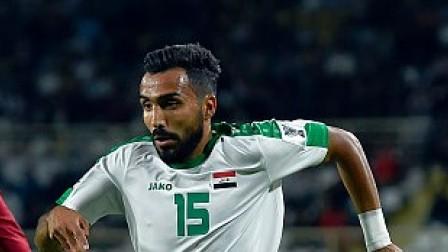 屋漏偏逢连阴雨!阿里受伤被迫换人,眼含热泪不舍下场 2019亚洲杯 1/8决赛 卡塔尔VS伊拉克 1