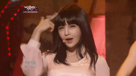 T-ara最火单曲《day by day》, 超人气舞台, 现场完美演绎!