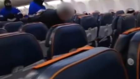 俄罗斯 SU1515航班劫机嫌疑人被捕