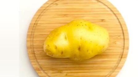 风味人间:用微波炉也可以做香脆薯片,你还在等什么?动起手来