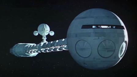 """""""发现者""""号前往木星探索,发现一块诡异石碑,方向正对着月球!"""