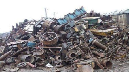 为什么做废品回收的,基本上都不改行,看完才知道其中的猫腻