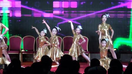 中星培训学校跨年晚会拉丁舞表演《摩登女郎》