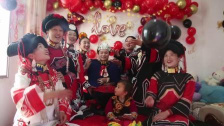 王梅&马林结婚完整版