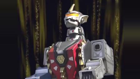 幻星神全部机器人形态,让你一次性看个够,巨大怪兽特摄