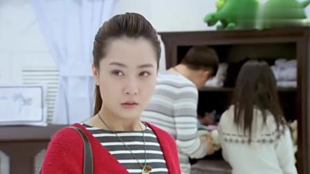 苦咖啡:白冰商场偶遇韩栋,韩栋纠缠白冰,胡歌直接给了一拳