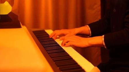 《蝶恋》夜色钢琴曲 赵海洋 演奏视频