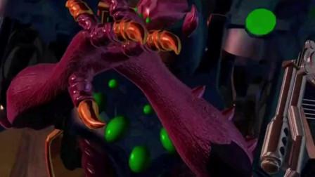 「猛兽侠」巨无霸大危机!黑猩猩队长变身2阶段!秒杀武装兽