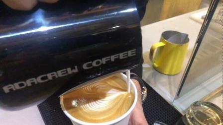 咖啡拉花 拿铁咖啡 爱心