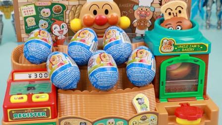 汪汪队立大功玩具分享 第一季 汪汪队立大功奇趣蛋玩具分享 惊喜蛋拆到汪汪队印章