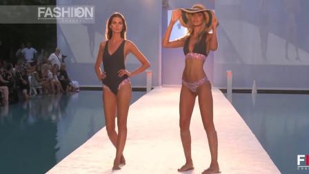HAMMOCK 迈阿密泳装秀,性感模特大胆展示美丽身段!