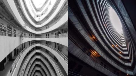 """福州""""神秘""""高楼走红 内部视觉效果堪称大片即视感"""