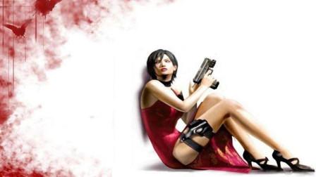 生化危机2重制:艾达穿着新旗袍,新丧尸们喜欢破门而入