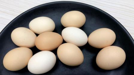 冬天要多吃鸡蛋,教你个新吃法,不用炒,不用煮,出锅比吃肉过瘾