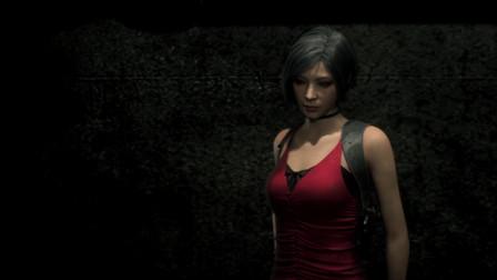 生化危机2 重制版 里昂篇 游戏演示 与艾达一同探索