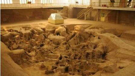 大型夏代遗址,出土40万吨黄色金属,日本考古家